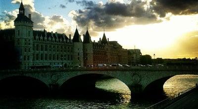 Photo of Bridge Pont Marie at Pont Marie, Paris 75004, France