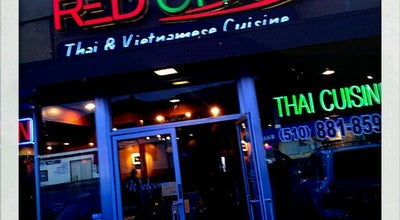 "Photo of Vietnamese Restaurant Red Chili ""Thai & Vietnamese Cuisine"" at 29583 Mission Blvd, Hayward, CA 94544, United States"
