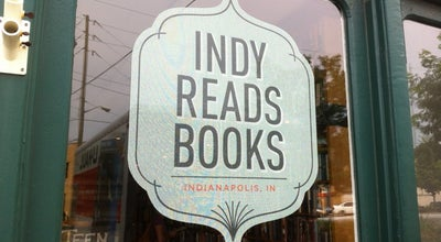 Photo of Bookstore Indy Reads Books at 911 Massachusetts Ave, Indianapolis, IN 46202, United States
