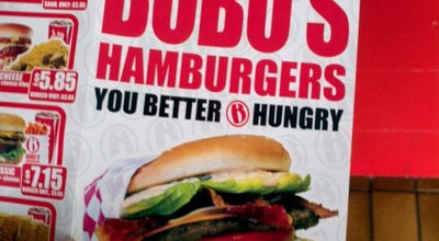 Photo of Burger Joint Bobos Hamburgers at 1220 Firestone Blvd, Los Angeles, CA 90001, United States