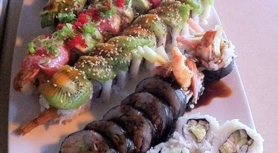 Photo of Sushi Restaurant Sushi Cafe at 5823 Kavanaugh Blvd, Little Rock, AR 72207, United States
