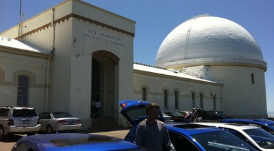 Photo of Planetarium Lick Observatory at 7281 Mount Hamilton Rd, Mount Hamilton, CA 95140, United States