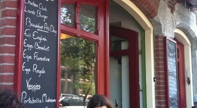 Photo of Cafe Greenwoods Singel at Singel 103, Amsterdam 1012 VG, Netherlands