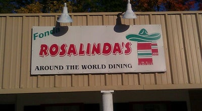 Photo of Mexican Restaurant Rosalinda's at 1124 N Pleasantburg Dr, Greenville, SC 29607, United States