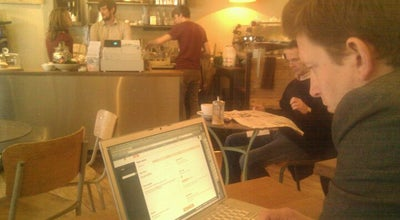 Photo of Cafe The Shrewsbury Coffeehouse at 5 Castle Gates, Shrewsbury SY1 2AE, United Kingdom