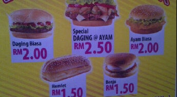 Photo of Burger Joint Burger Sri Salor at Kota Bharu 15100, Malaysia