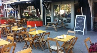 Photo of French Restaurant Razmataz at Hugo De Grootplein 9-11, Amsterdam 1052 KV, Netherlands