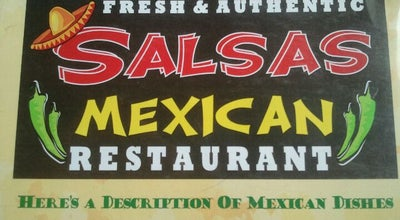Photo of Mexican Restaurant Salsa's Mexican Restaurant at 1110 Beville Rd, Daytona Beach, FL 32114, United States