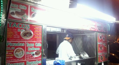 Photo of Food Truck Tacos Morelos at 25 Ave A, New York, NY 10009, United States