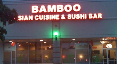 Photo of Sushi Restaurant Bamboo Asian Cuisine & Sushi Bar at 345 S Cedar Crest Blvd, Allentown, PA 18103, United States