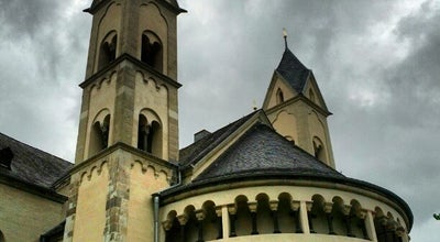 Photo of Church Basilika Sankt Kastor at Kastorhof 8, Koblenz 56068, Germany