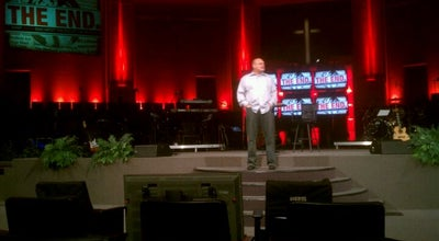 Photo of Church Calvary Baptist Church at 110 N Mcmullen Booth Rd, Clearwater, FL 33759, United States