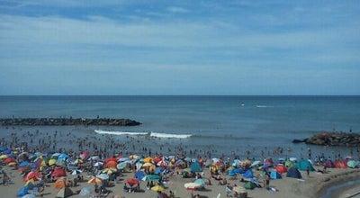Photo of Beach Balneario Alicante at Av. Patricio Peralta Ramos 750, Mar del Plata, Argentina
