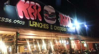 Photo of Gastropub Kero Kero Lanches Choperia at R. Carlos Gomes, 3323, Araraquara 14802-165, Brazil