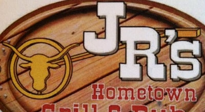 Photo of Steakhouse JR's Hometown Grill & Pub at 111 W Chicago Blvd, Tecumseh, MI 49286, United States