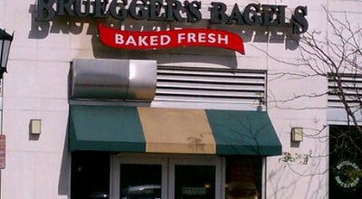 Photo of Bagel Shop Bruegger's at 1118 Lake St, Oak Park, IL 60301, United States