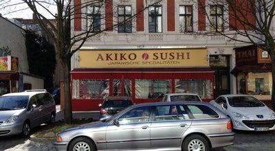 Photo of Sushi Restaurant Akiko Sushi at Ahornstr. 32, Berlin 12163, Germany
