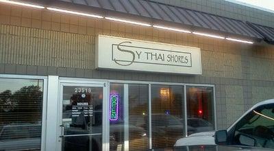 Photo of Thai Restaurant Sy Thai Shores Restaurant at 23519 Nine Mack Dr, Saint Clair Shores, MI 48080, United States