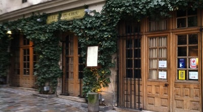 Photo of French Restaurant Le Coupe-Chou at 11 Rue De Lanneau, Paris 75005, France