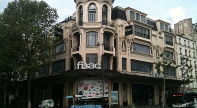 Photo of Department Store Fnac Paris Ternes at 26-30 Avenue Des Ternes, Paris 75017, France