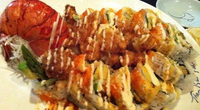 Photo of Sushi Restaurant The Blue Fish on Washington at 5830 Washington,, Houston, TX 77007, United States