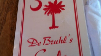 Photo of Breakfast Spot DeBruhl's Cafe (Colony Inn) at 2020 W Dekalb St, Camden, SC 29020, United States