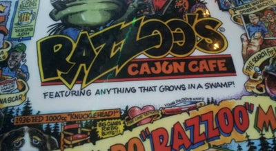 Photo of Cajun / Creole Restaurant Razzoo's Cajun Cafe at 305 W Fm 1382, Cedar Hill, TX 75104, United States