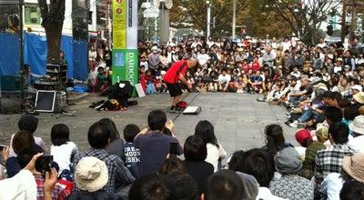Photo of Park 青葉シンボルロード at 葵区呉服町, Shizuoka, Japan