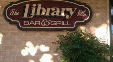 Photo of Bar Library Bar & Grill at 607 W Boyd St, Norman, OK 73069, United States