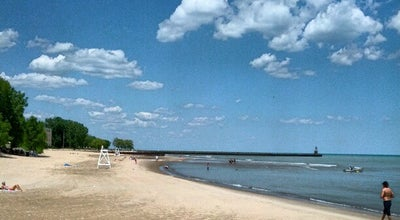 Photo of Beach North Shore Beach at 1040 W North Shore Ave, Chicago, IL 60626, United States