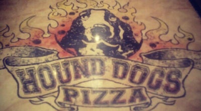 Photo of Pizza Place Hounddog's Three Degree Pizza at 2657 N High St, Columbus, OH 43202, United States