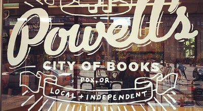 Photo of Tourist Attraction Powell's City of Books at 1005 W Burnside St, Portland, OR 97209, United States