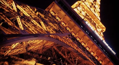 Photo of French Restaurant Eiffel Tower Restaurant at 3655 N Las Vegas Blvd., Las Vegas, NV 89109, United States