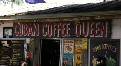 Photo of Coffee Shop Cuban Coffee Queen at 284 Margaret St, Key West, FL 33040, United States