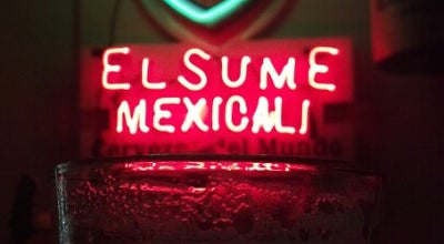 Photo of Bar El Sume at Justo Sierra, Mexicali, Mexico