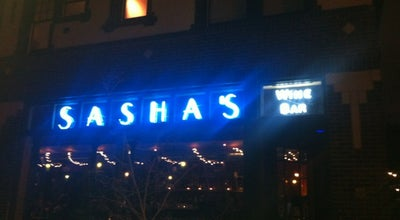 Photo of Wine Bar Sasha's on Shaw at 4065 Shaw Blvd, Saint Louis, MO 63110, United States