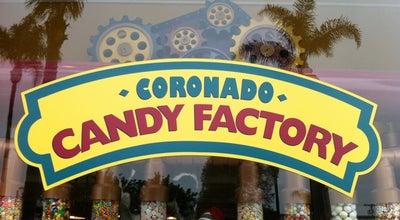 Photo of Candy Store Coronado Candy Factory at 1126 Orange Ave, Coronado, CA 92118, United States