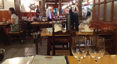 Photo of Seafood Restaurant La Trainera at Calle Lagasca 60, Madrid 28001, Spain