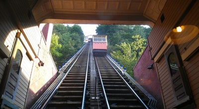 Photo of Monument / Landmark Monongahela Incline at Grandview Ave And Wyoming Street, Pittsburgh, PA 15211, United States