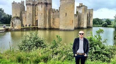 Photo of Castle Bodiam Castle at Robertsbridge TN32 5UA, United Kingdom