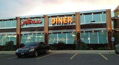 Photo of Diner Nautilus Diner & Restaurant at 1709 Transportation Dr, Crofton, MD 21114, United States