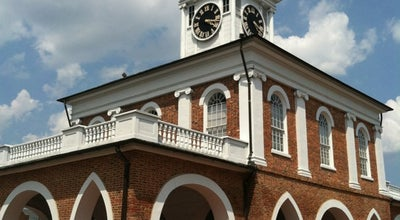 Photo of Monument / Landmark Market House at Person St., Fayetteville, NC 28301, United States