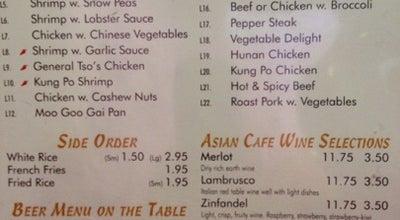 Photo of Asian Restaurant Asian Café at 300 Mcgregor Plz, Platteville, WI 53818, United States