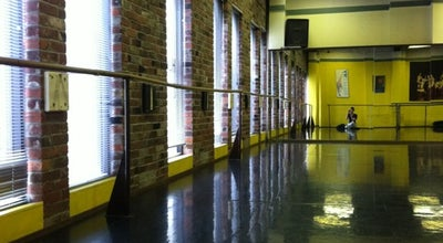 Photo of Dance Studio Harbour Dance Centre at 927 Granville St., Vancouver, BC V6Z 1L3, Canada