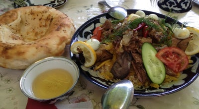 Photo of Restaurant Karimbek at Gagarina St., Samarkand, Uzbekistan