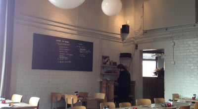 Photo of Burger Joint De Burgerij at Tramplein 2, Berchem 2600, Belgium
