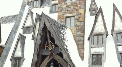 Photo of English Restaurant The Three Broomsticks at Wizarding World, Orlando, FL 32819, United States