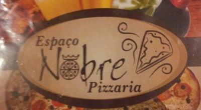 Photo of Pizza Place Espaço Pizza Nobre at Av. José Pancetti, 982, Campinas 13033-740, Brazil