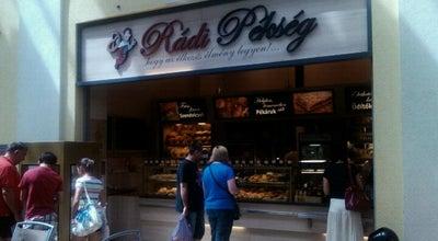 Photo of Bakery Rádi Pékség - Agria Park at Törvényház U. 4., Eger 3300, Hungary