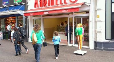Photo of Ice Cream Shop Marinello at Lange Poten 3, Den Haag 2511CL, Netherlands